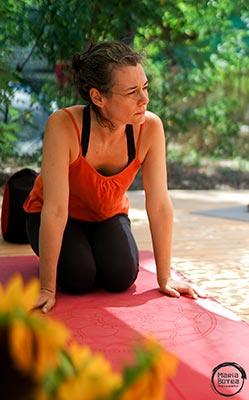 yoga & dramatherapy